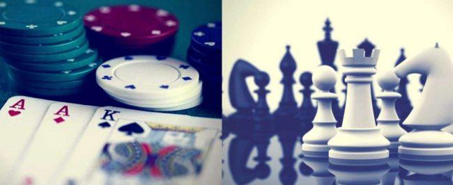Шахматы или покер: что сложнее?